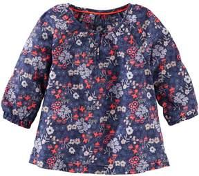 Osh Kosh Girls 4-8 Flowy Floral Long Sleeve Fashion Top