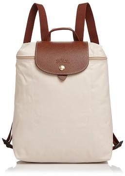 Longchamp Le Pliage Backpack - IVORY/GOLD - STYLE