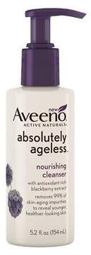 Aveeno Active Naturals Absolutely Ageless Nourishing Cleanser Blackberry