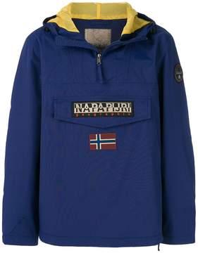 Napapijri half zip sports jacket