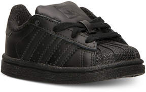 adidas Toddler Boys' Superstar Casual Sneakers from Finish Line