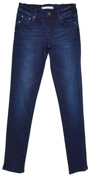 Tractr Girl's Five Pocket Skinny Jeggings