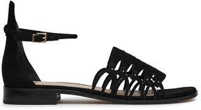 Reiss Arden Strappy Flat Sandals