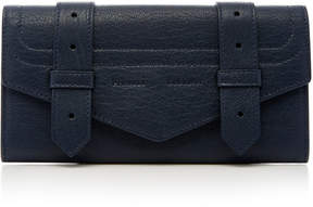 Proenza Schouler Leather Continental Wallet