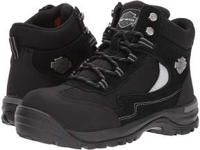Harley-Davidson Waites Composite Toe Women's Work Lace-up Boots