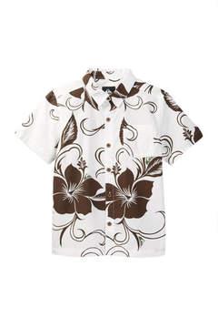 Quiksilver Kaimana Button Front Shirt (Big Boys)