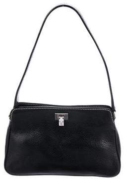 Lambertson Truex Leather Shoulder Bag
