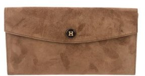 Hermes Rio Clutch - BROWN - STYLE