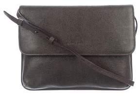 Brunello Cucinelli Pebble Leather Crossbody bag w/ Tags