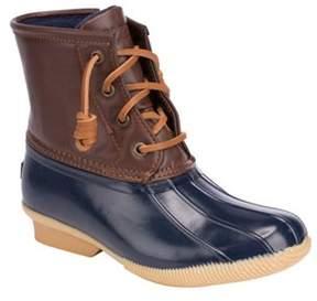 Sperry Girls' Saltwater Duck Boot.