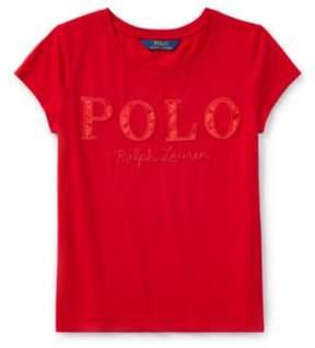 Polo Ralph Lauren Short-Sleeve T-Shirt Park Ave Red S