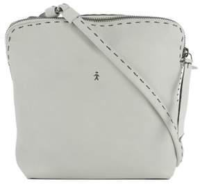 Henry Beguelin Women's White Leather Shoulder Bag.