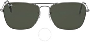 Ray-Ban Caravan Classic Green G-15 Sunglasses