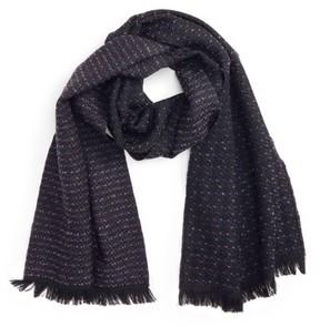 Canali Men's Dot Wool Blend Scarf
