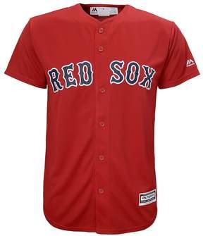 Majestic Boys 8-20 Boston Red Sox Replica Jersey