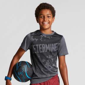 Champion Boys' Graphic Tech T-Shirt Determined