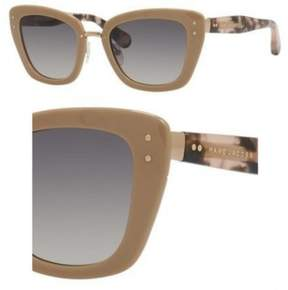 Marc Jacobs Sunglasses 506 /S 00NP Gold Copper / DX dark gray shaded lens