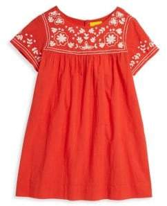 Roberta Roller Rabbit Toddler's, Little Girl's & Girl's Olympia Cotton Dress