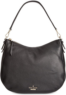 Kate Spade Jackson Street Mylie Medium Hobo - BLACK - STYLE