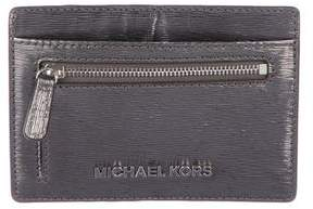 Michael Kors Metallic Leather Wallet - METALLIC - STYLE