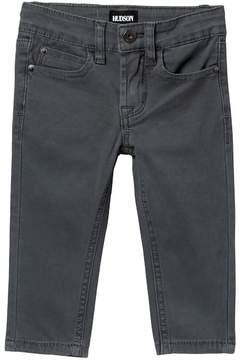 Hudson Jagger Slim Straight Leg Twill Pants (Baby Boys)