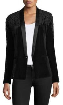 Bailey 44 Velvet Dracula Jacket