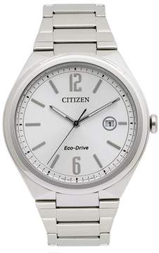 Citizen Eco-Drive Sports Collection AW1370-51A Men's Stainless Steel Watch