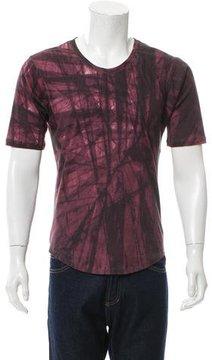 Alexandre Plokhov Printed Scoop Neck T-Shirt