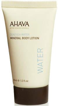 Ahava Mineral Body Lotion, 1.3 oz