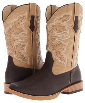 Roper Square Toe Cowboy Boot Cowboy Boots