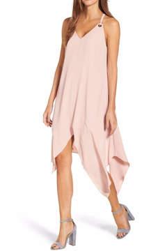 Adelyn Rae Blush Georgina Dress