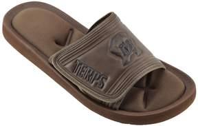 NCAA Men's Maryland Terrapins Memory Foam Slide Sandals