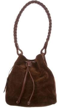 Ralph Lauren Suede Bucket Bag