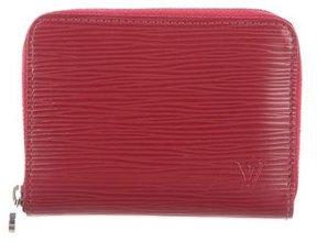 Louis Vuitton Epi Zippy Coin Purse - RED - STYLE