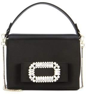 Roger Vivier Satin handbag