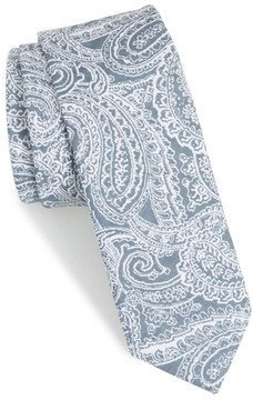 1901 Men's Lee Paisley Cotton Tie