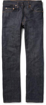 Levi's 1967 505 Slim-Fit Dry Selvedge Denim Jeans