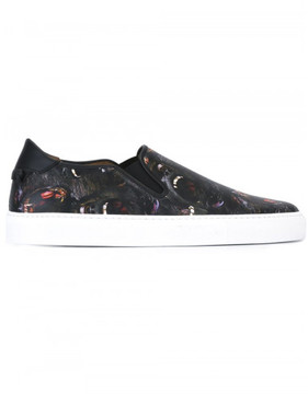 Givenchy baboon print sneakers
