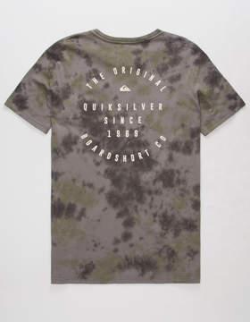 Quiksilver Dome Speak Boys T-Shirt
