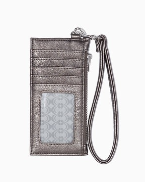 Double Sided Card Wristlet