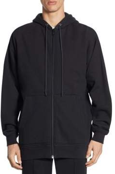 Alexander Wang Vintage Fleece Zipper Hoodie