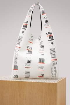 Maison Margiela Tag shopping bag