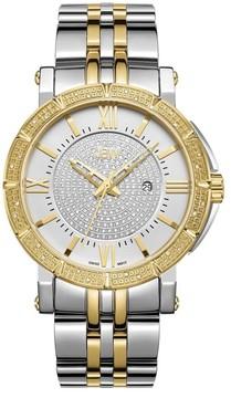JBW Vault Two-tone Diamond Men's Watch