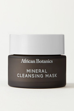 African Botanics - Marula Mineral Cleansing Mask, 60ml - Colorless