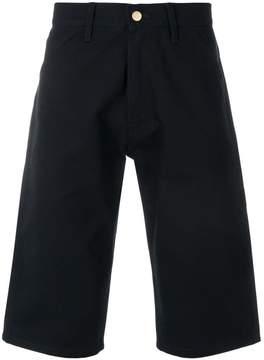 Junya Watanabe long denim shorts