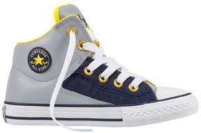 Converse Boys' Chuck Taylor All Star High Street Hi Sneaker