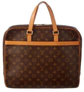 Louis Vuitton Monogram Canvas Porte-documents Pegase Briefcase.