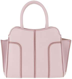 Tod's Sella Small Tote Leather Lilac