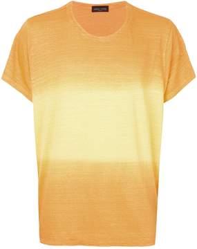 Roberto Collina dégradé T-shirt