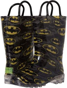 Western Chief Batman Signal Night Lighted Boys Shoes